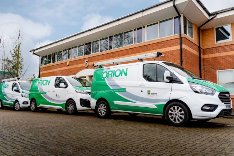 Orion Building Engineering Services
