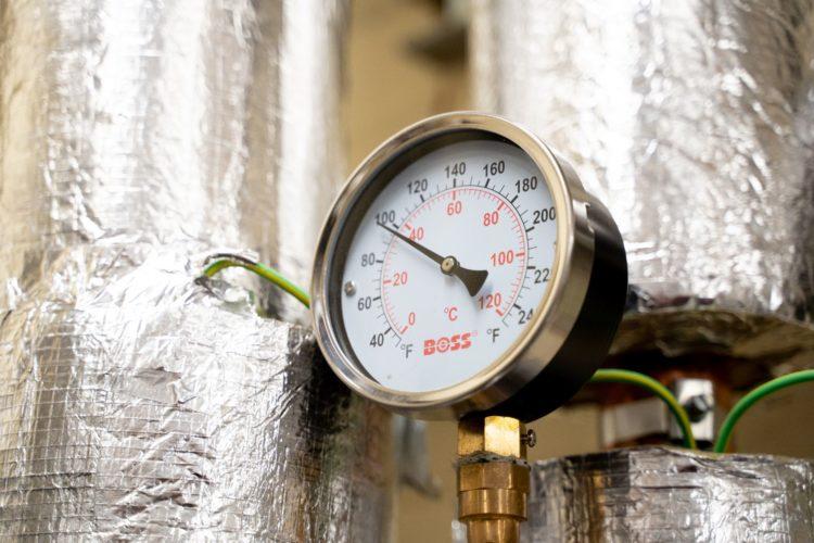Energy saving plant room options